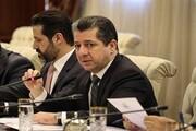 ابراز امیدواری مسرور بارزانی درباره پایان اختلافات اربیل و بغداد