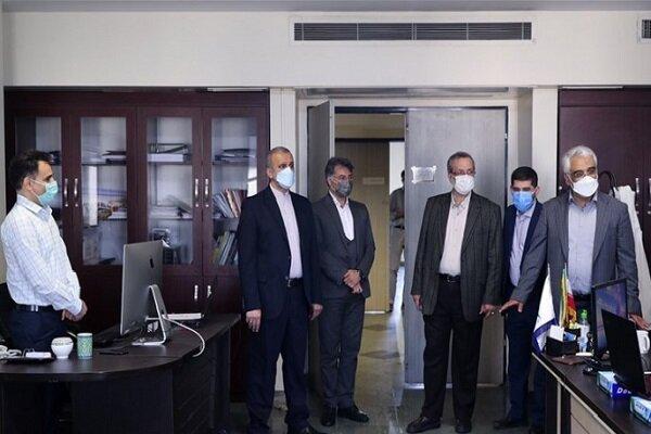 دیدار نوروزی دکتر طهرانچی با جمعی از مدیران و کارکنان دانشگاه آزاد اسلامی
