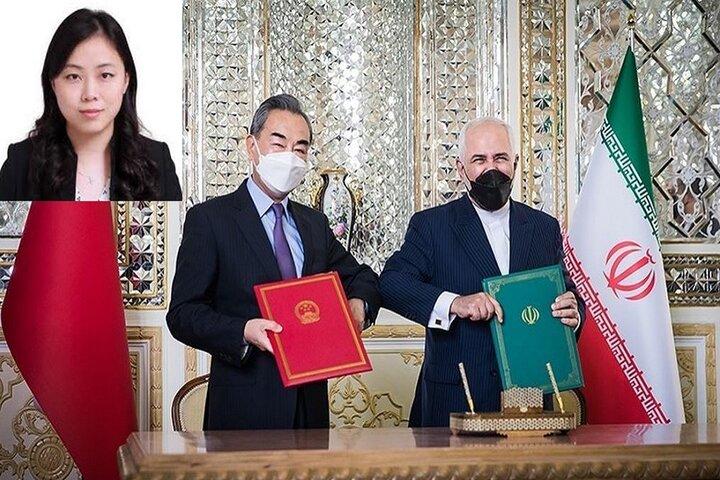 3 انگیزه مهم در توافق نامه همکاری بین چین و ایران از نظر استاد دانشگاه شانگهای