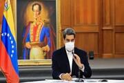 «نیکلاس مادورو» تصمیم خصمانه وزارت خزانهداری آمریکا را محکوم کرد