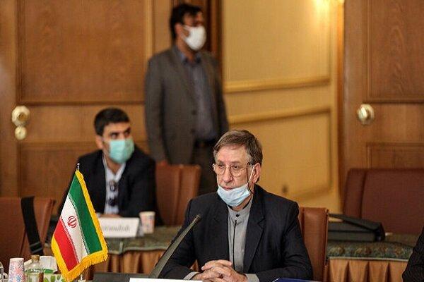 بهاروند:ایران هیچ تهدیدی را درباره هواپیمای اوکراینی نپذیرفته است