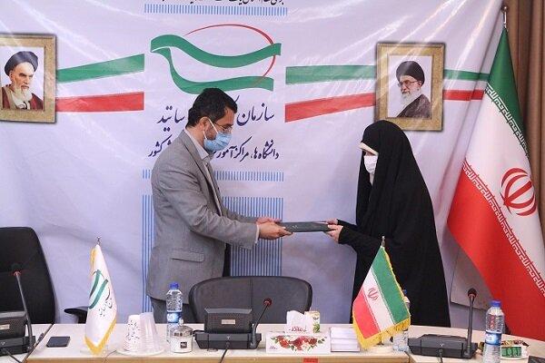 رئیس مرکز مطالعات راهبردی زنان و خانواده بسیج اساتید منصوب شد