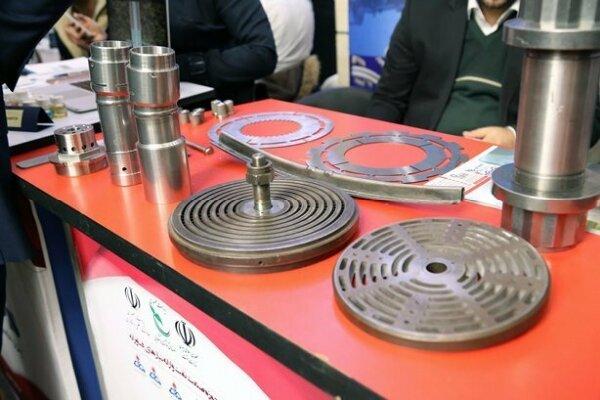 تجهیزات مورد نیاز نیروگاهها تولید شد