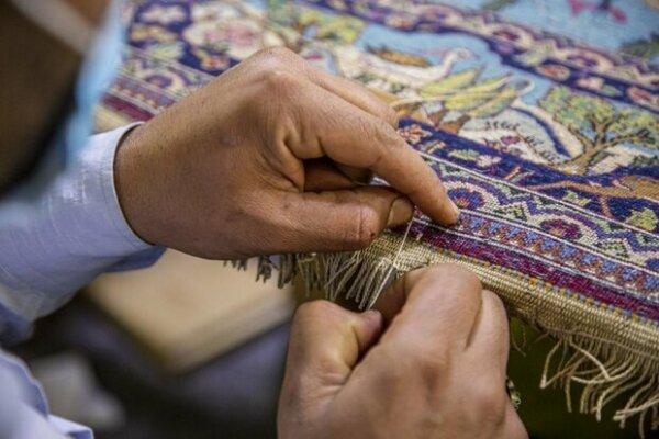 کارت مهارت قالیبافان و صنایع دستی نیاز به تمدید ندارد