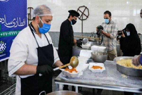 توزیع ۳۰ میلیون غذای گرم میان نیازمندان در ماه مبارک رمضان