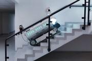 ربات ساختمانی با قابلیت کمک به جوشکاری و آجرچینی