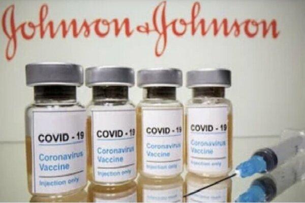 توقف تزریق واکسن جانسون و جانسون در آمریکا