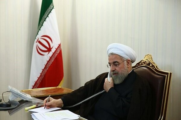 روحانی: مداخله خارجیها در عراق به ضرر منطقه است
