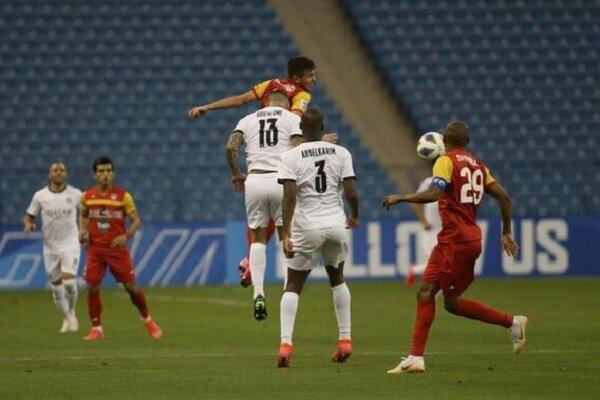 فولاد ایران ۱ - السد قطر ۱/ تیم ژاوی از شکست گریخت