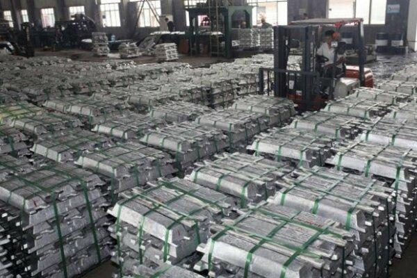 رکوردشکنی قیمت جهانی آلومینیوم در ۳ سال اخیر