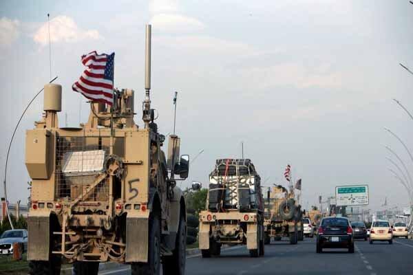 حمله به کاروان لجستیک متعلق به نظامیان آمریکا در عراق