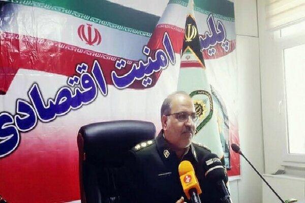 کشف ۱۰۰ میلیارد ریال لوازم یدکی قاچاق در تهران