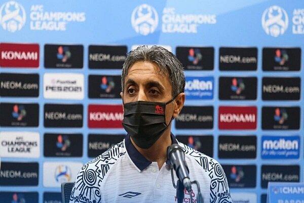 اتفاق عجیب در کنفرانس مربی یک تیم ایرانی لیگ قهرمانان آسیا