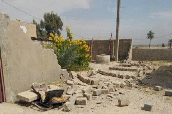 مصدومیت ۵ نفر بر اثر وقوع زلزله در استان بوشهر