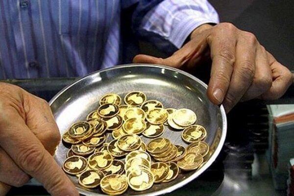 قیمت سکه ۳۰ فروردین ۱۴۰۰ به ۱۰میلیون و ۳۲۰هزار تومان رسید