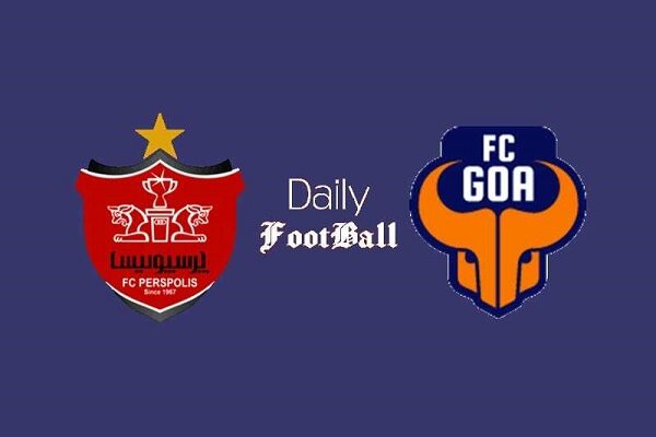 پرسپولیس ایران - گوا هند؛ تقابل پرسپولیس با تیم چهارم لیگ هند!