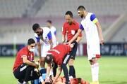 بازیکنی که در لیگ قهرمانان آسیا تا یک قدمی مرگ رفت