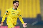 هافبک النصر بازی با فولاد را از دست داد