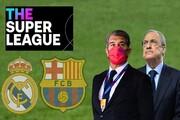 رئال مادرید و بارسلونا تنها بازمانده های سوپرلیگ