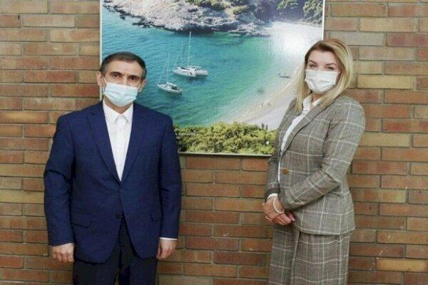 توسعه روابط ایران و کرواسی