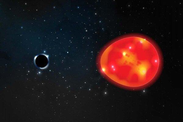 شناسایی کوچکترین و نزدیکترین سیاه چاله به زمین