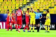 کارشناس داوری: پنالتی النصر مقابل فولاد گرفته نشد