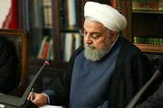 ابلاغ ماده واحده انتخاب نماینده شورای عالی انقلاب فرهنگی
