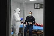 مراجعه یک میلیون بیمار مشکوک و تست مثبت کرونا به بیمارستانها
