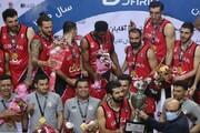 پایان شگفت انگیز لیگ برتر بسکتبال ایران +عکس