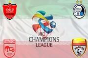 ۴+۲ جدال جذاب ایرانیها در لیگ قهرمانان
