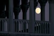 آسمان امشب مهمان «ابرماه» است