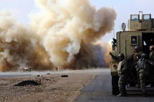 حمله به کاروان لجستیک ارتش آمریکا در دیوانیه عراق