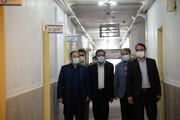 دکتر جهانبین از ۶ واحد دانشگاه آزاد اسلامی بازدید کرد