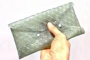تولید چرم قابل بازیافت با استفاده از ابریشم