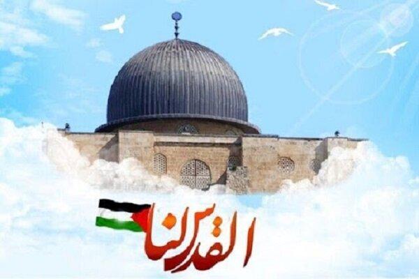مسجدالاقصی و سرتاسر سرزمین فلسطین آزاد خواهد شد