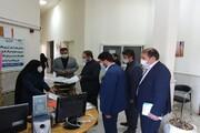 جهانبین از دانشگاه آزاد اسلامی زنجان بازدید کرد
