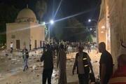 ایران حمله صهیونیستها به مسجدالاقصی را محکوم کرد