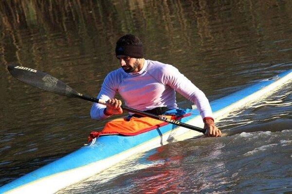 دانشجوی دانشگاه آزاد نخستین سهمیه قایقرانی ایران در المپیک توکیو را کسب کرد