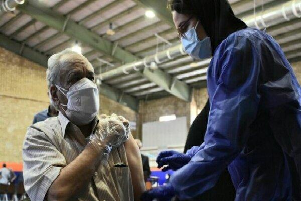 آغاز واکسیناسیون سالمندان محله هرندی