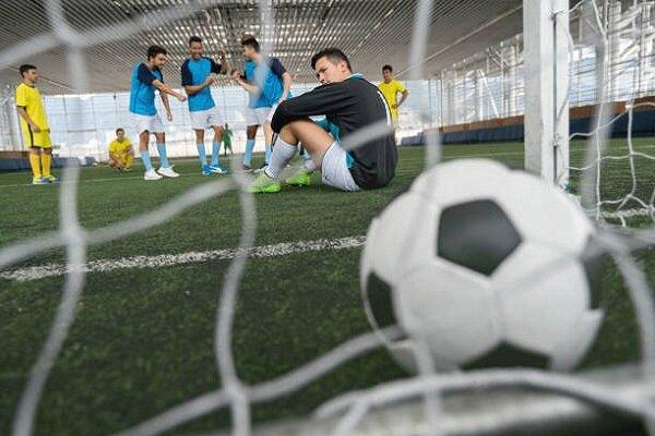 فوتبال کسی را نمیخنداند