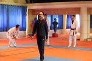 ۴ کاراتهکار برای کسب سهمیه المپیک به فرانسه اعزام میشوند