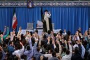 چرا دانشگاه آزاد اسلامی نمایندهای در دیدار رهبری با دانشجویان ندارد؟