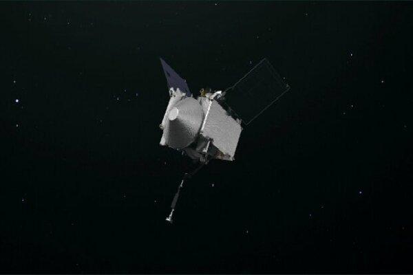 نمونه خاک سیارک «بن نو» ۲۰۲۳ به زمین می رسد