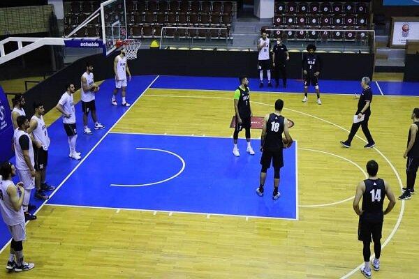 دعوت از ۱۸ بازیکن به اردوی آمادگی تیم ملی بزرگسالان بسکتبال ایران