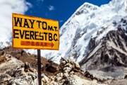 کوهنورد ایرانی به قله اورست صعود کرد+ عکس