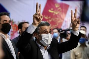 «محمود احمدینژاد» در انتخابات ریاستجمهوری سیزدهم ثبتنام کرد