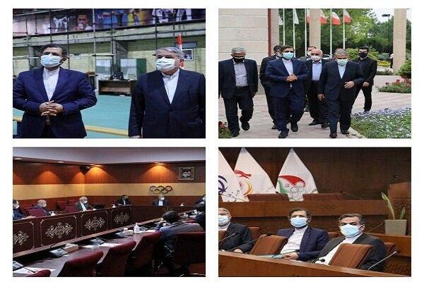 آمادگی وزارت امور خارجه برای همکاری همهجانبه با کمیته ملی المپیک