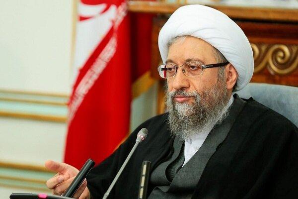 آملی لاریجانی: حضور مردم در عرصه انتخابات ضامن امنیت ملی است
