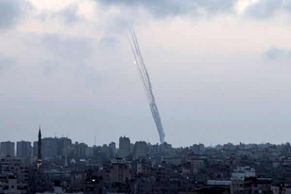 شلیک بیش از ۱۵۰۰ راکت و موشک از غزه/ دور جدید حملات به «تل آویو»