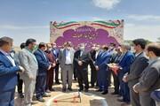 کلنگ پروژه «شهر گلخانهای هیدروپونیک» در دانشگاه آزاد اسلامی کاشان به زمین خورد